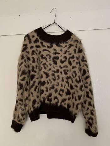 Suéter de Animal Print