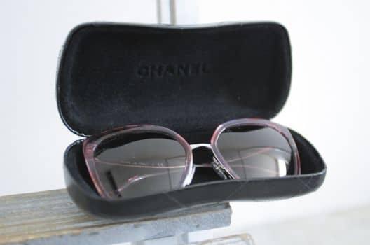 Lentes Chanel rosas