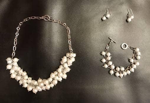 Juego perlas fantasia
