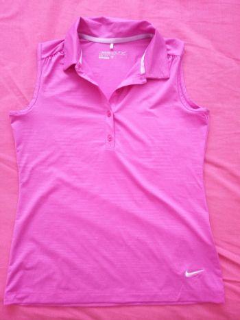 Playera Nike rosa