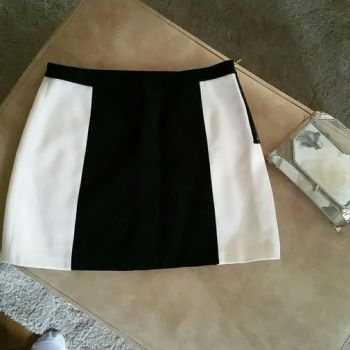 Falda ZARA Bicolor (NO DISPONIBLE)