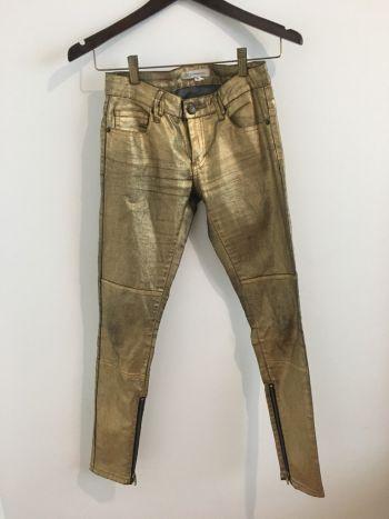Jeans dorados bcbg generation