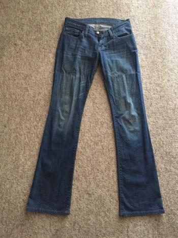 Jeans acampanados rapsodia
