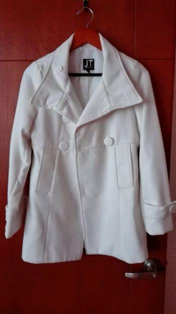 Abrigo blanco alemán