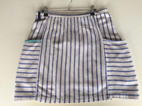 Falda algodón marca española