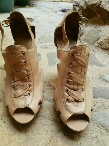 Aldo Shoes nude