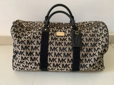 Maleta para Gym o Avion Michael Kors