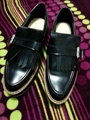 Mocasin Zara talla 3
