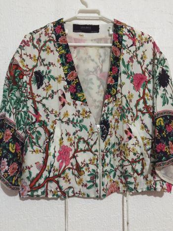 Chamarra kimono