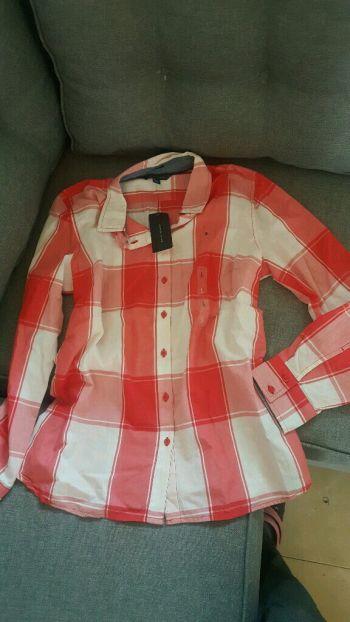 Camisa Tommy Hilfiger L