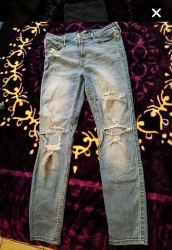 2 Pantalónes Hollister