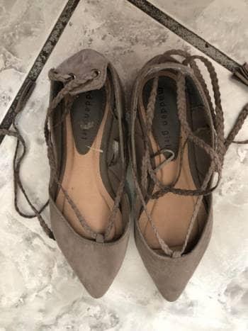 Zapatos madden girl