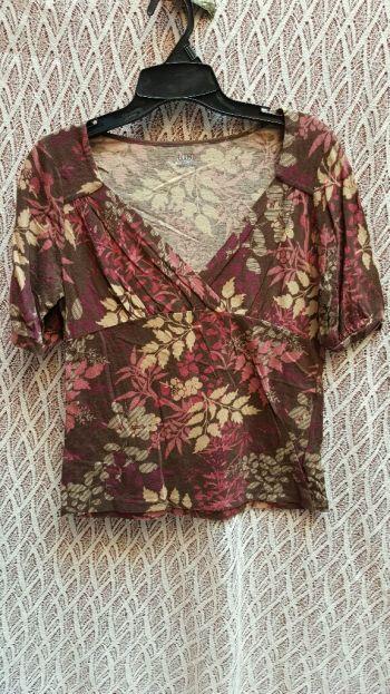 2x1 blusa de flores