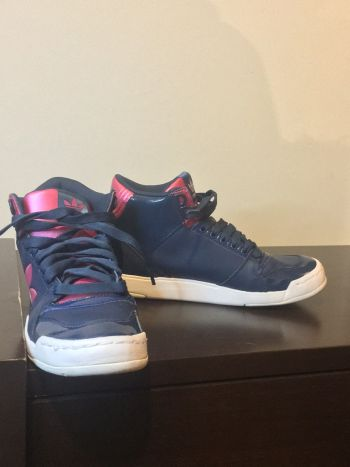 Adidas bota azul