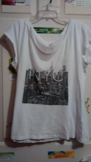 Playera New York