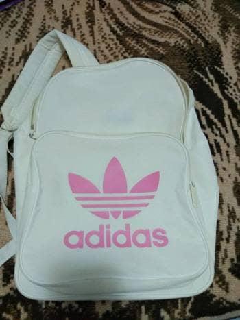 Backpack adidas Bp Clas Trefoil Pink
