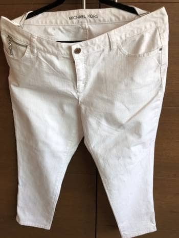 "Jeans strech capri ""Michael Kors"""