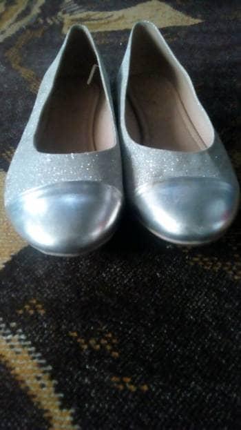 Zapato de piso dama