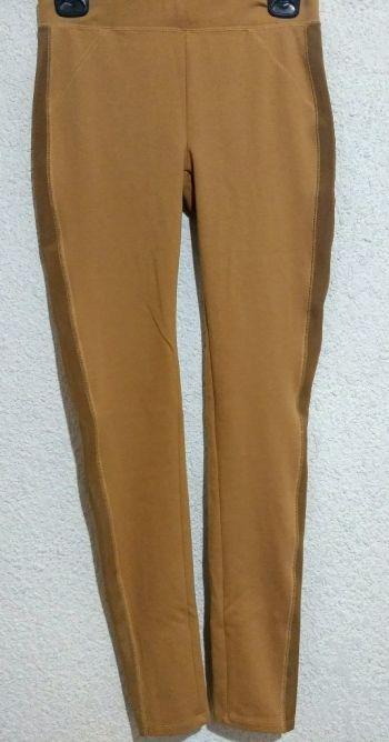 Leggings color mostaza