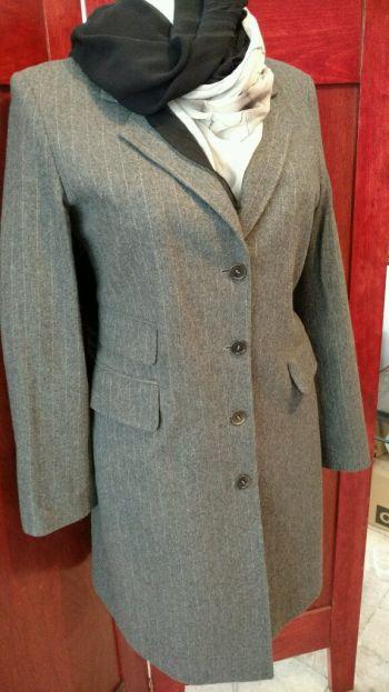 Abrigo italiano clásico