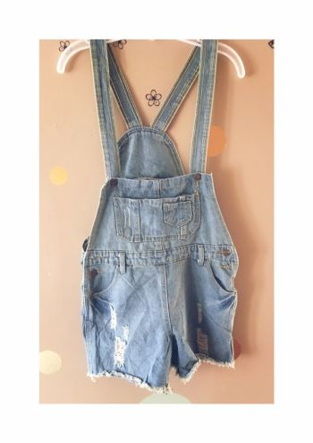 Short denim forever 21