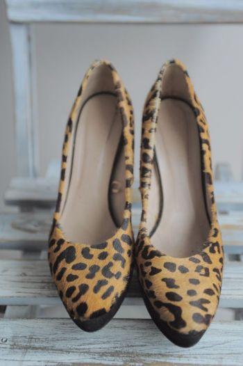 Zapatos de print
