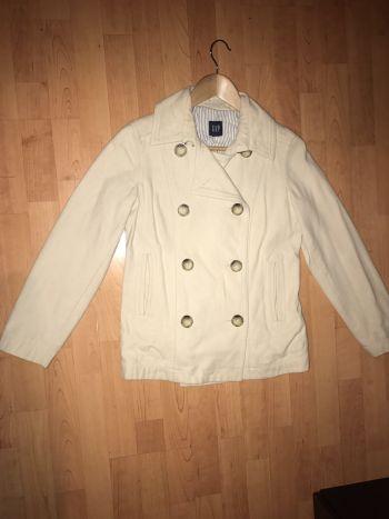 Abrigo beige formal
