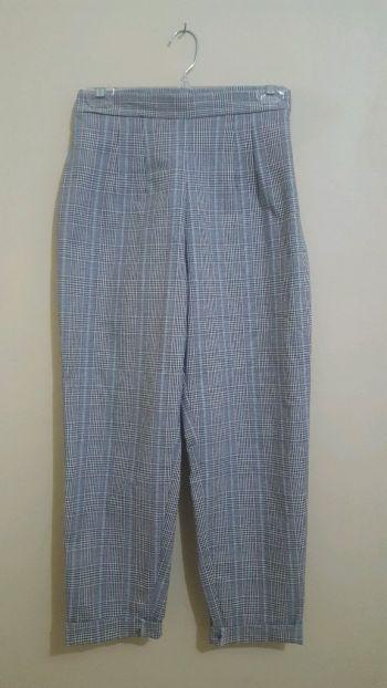 Pantalon cuadros nuevo