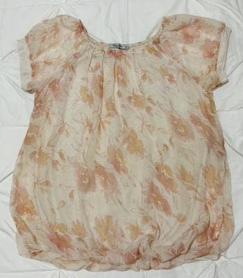 Fresca blusa italiana