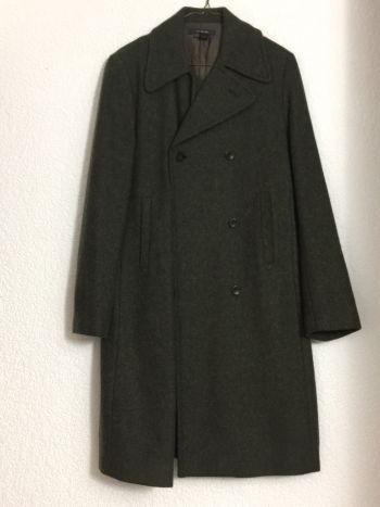 Abrigo Verde Olivo de Zara
