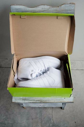 Adidas Neo Blancos